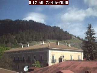 webcam PESCASSEROLI